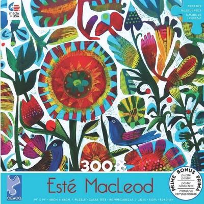 Ceaco Este Macleod: Suzani Jigsaw Puzzle - 300pc