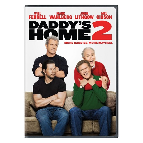 Daddy's Home 2 (DVD) - image 1 of 1