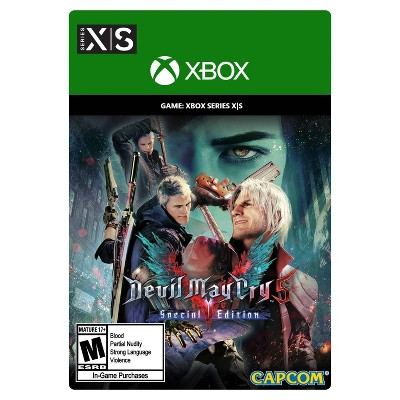 Devil May Cry 5: Special Edition - Xbox Series X|S (Digital)