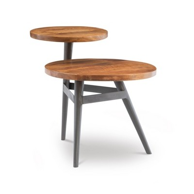 Asprey Side Table Black - Powell Company