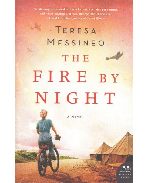 Fire by Night (Reprint) (Paperback) (Teresa Messineo) - image 1 of 1