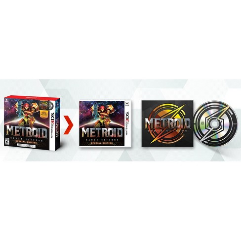 Metroid: Samus Returns Bundle Special Edition Nintendo 3DS - image 1 of 1