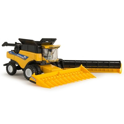 1/64th New Holland CR8.90 Combine with Corn and Grain Headers by ERTL ERT13870