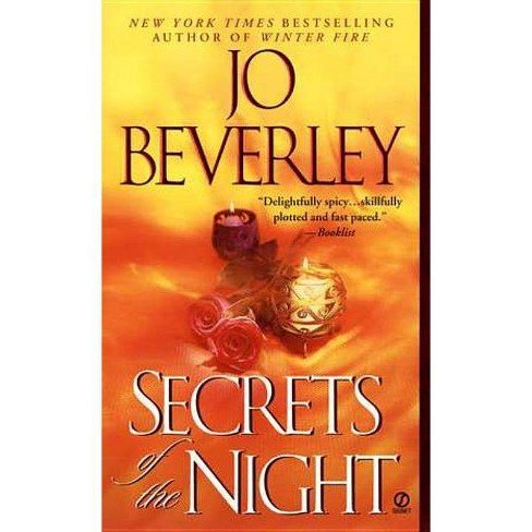 Secrets of the Night - (Mallorean Novel) by  Jo Beverley (Paperback) - image 1 of 1