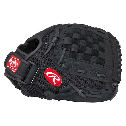 "Rawlings Mark of Pro Light Series Glove Right Hand Throw - Black (11.5"") - image 1 of 2"