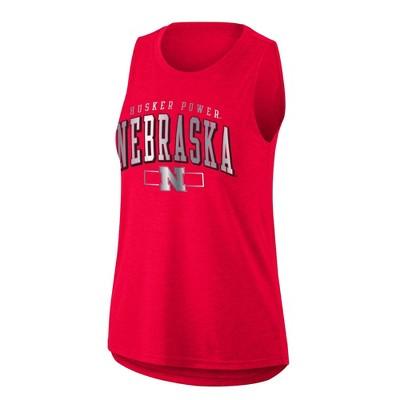 NCAA Nebraska Cornhuskers Women's Tank Top