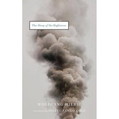 The Sleep of the Righteous - by  Wolfgang Hilbig (Paperback) - image 1 of 1