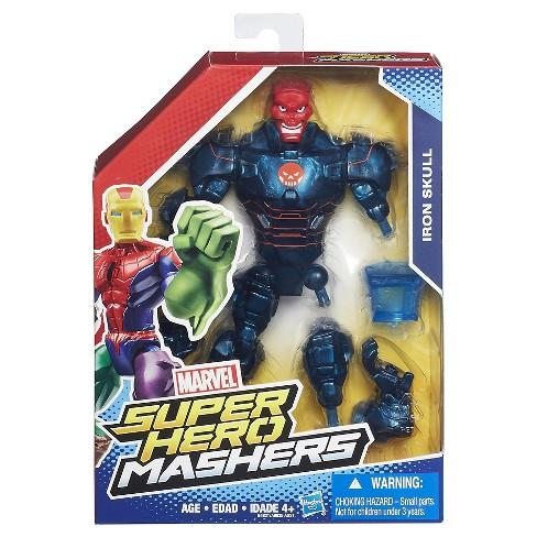 Marvel Super Hero Mashers Iron Skull Action Figure   Target 5d8ba6252d
