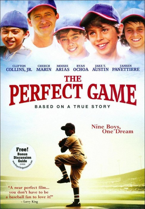 The Perfect Game (dvd_video) - image 1 of 1