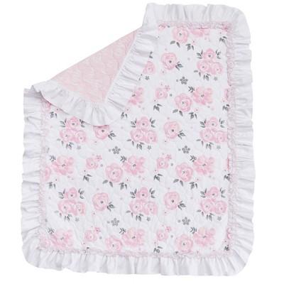 Wendy Bellissimo Floral Savannah Quilt