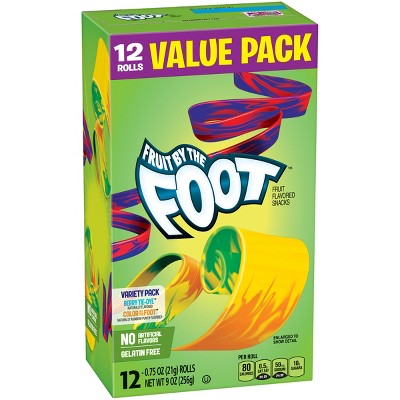Fruit Snacks: Fruit by the Foot
