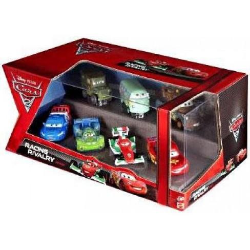 Disney Pixar Cars Cars 2 Multi Packs Racing Rivalry 7 Pack Diecast Car Set Target