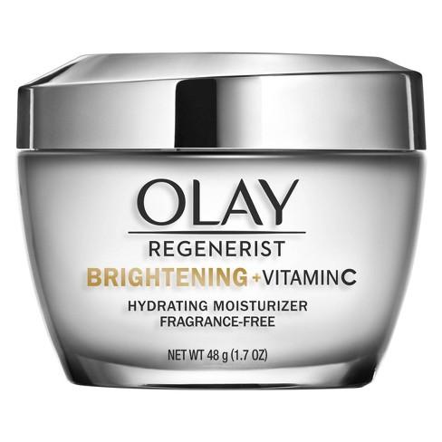 Olay Regenerist Brightening Vitamin C Facial Moisturizer - 1.7oz - image 1 of 4