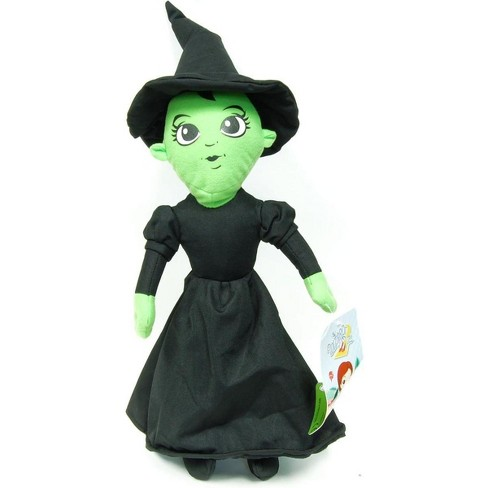"""Toy Factory Wizard Of Oz 15"""" Plush Wicked Witch - image 1 of 1"""