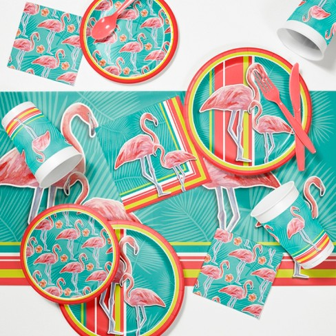 Island Oasis Party Supplies Kit - image 1 of 1