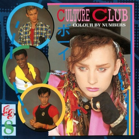 Culture club - Colour by numbers (Vinyl) - image 1 of 1