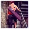 Lifeline® YOGA PRO Mat Bag-  Purple - image 2 of 2
