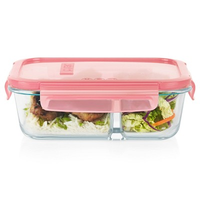 Pyrex Meal Box 3.4 Cup Rectangular Glass Food Storage Container
