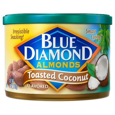 Blue Diamond Toasted Coconut Almonds 6 oz - image 1 of 1