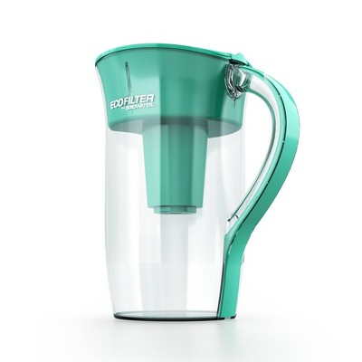 ZeroWater 10 Cup EcoFilter Pitcher - Green