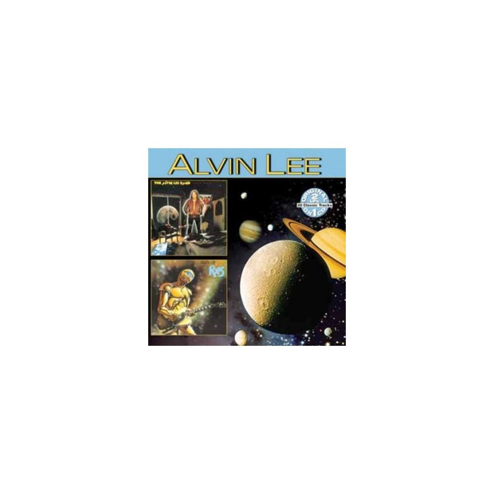 Alvin Lee - Free Fall/Rx 5 (CD)