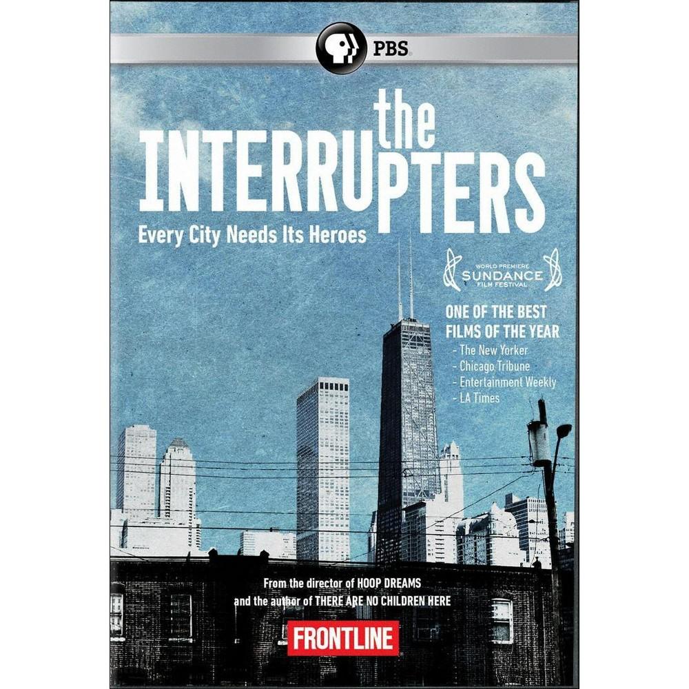 Frontline:Interrupters (Dvd)