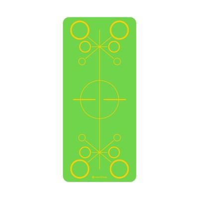 Merrithew Alignment Kids' Eco Yoga Mat - Green (6mm)