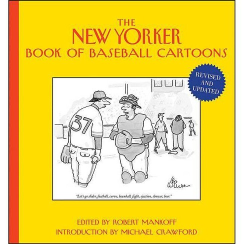 The New Yorker Book of Baseball Cartoons - 2 Edition (Hardcover) - image 1 of 1