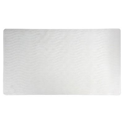 Rubber Bath Mat White - Room Essentials™