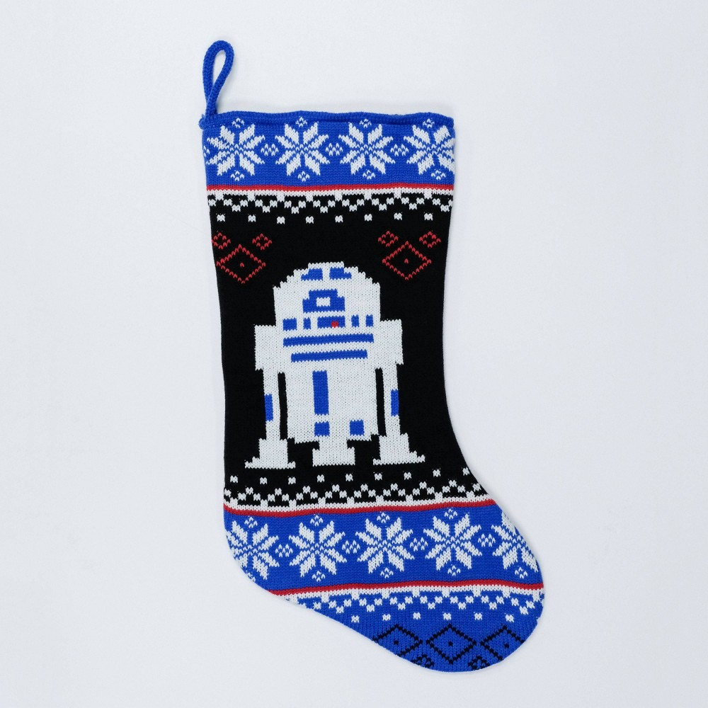 Image of Star Wars Christmas Stocking R2-D2