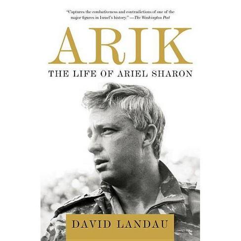 Arik - by  David Landau (Paperback) - image 1 of 1