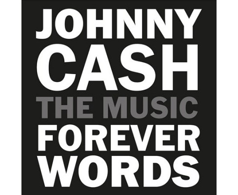 Various - Johnny Cash:Forever Words (Vinyl) - image 1 of 1
