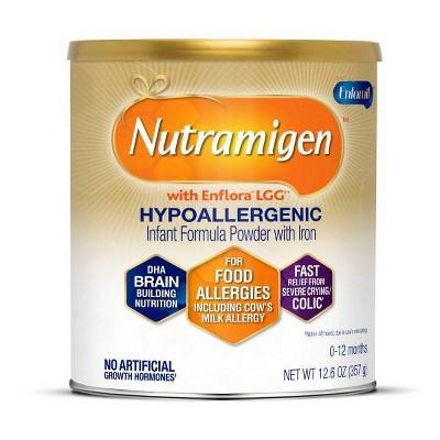 Enfamil Nutramigen with Enflora LGG Hypoallergenic Powder 12.6oz