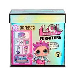 L.O.L. Surprise! Furniture Roller Rink with Roller Sk8er