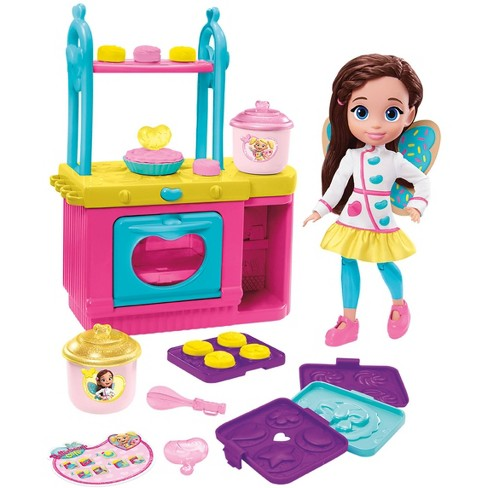 Fisher-Price Butterbeans Cafe Magical Bake And Display Oven - image 1 of 4