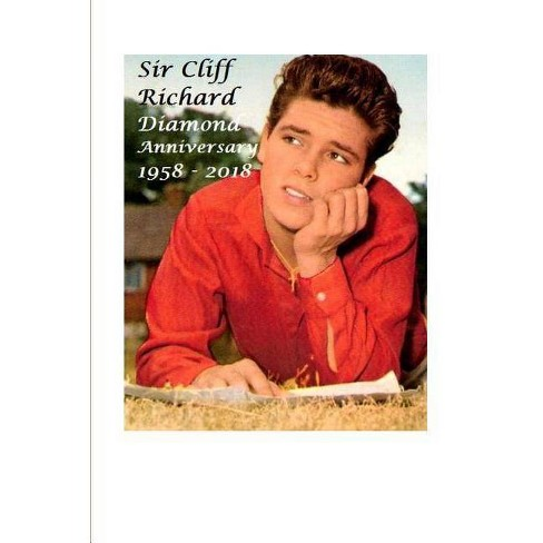 Sir Cliff Richard - by  Diane Paterson (Paperback) - image 1 of 1
