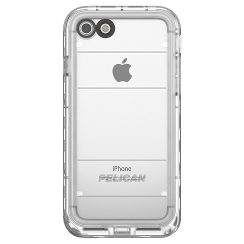 best authentic 67a66 260f3 Pelican iPhone 7 Case Marine - Clear