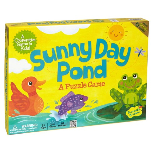 Sunny Day Pond Game - image 1 of 4