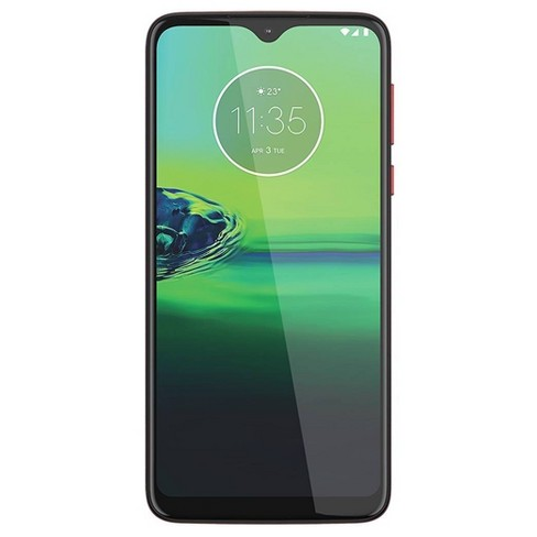 Moto G8 Play Pre-Owned Dual (GSM Unlocked) 32GB - Red - image 1 of 2