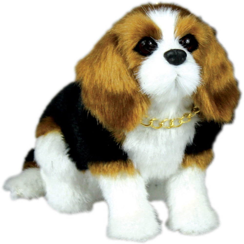 The Queen's Treasures Awsom Pets Beagle Pup Fits 18 Girl Doll Accessories