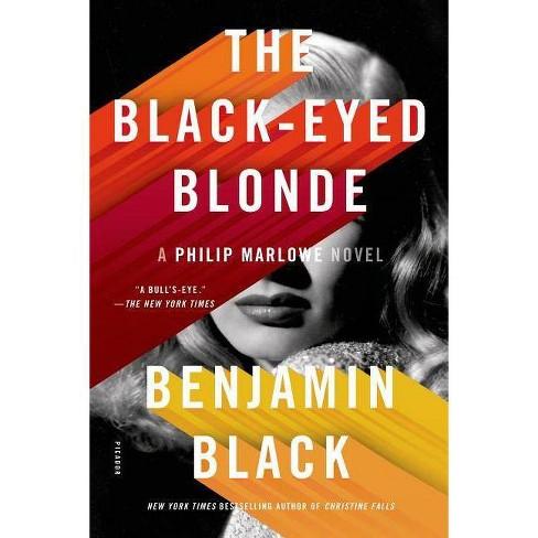 The Black-Eyed Blonde - (Philip Marlowe) by  Benjamin Black (Paperback) - image 1 of 1