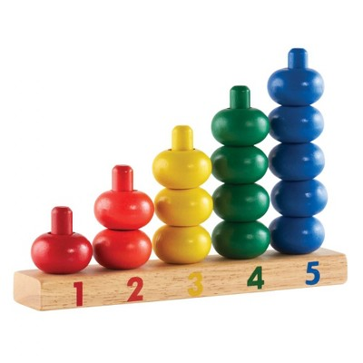 Kaplan Early Learning 1 to 5 Ring Counter