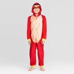 Boys' Angry Birds Union Suit - Red
