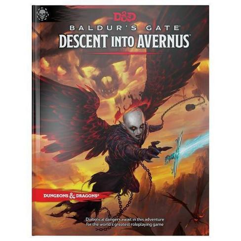 Dungeons & Dragons Baldur's Gate: Descent Into Avernus Hardcover Book (D&d Adventure) - image 1 of 1