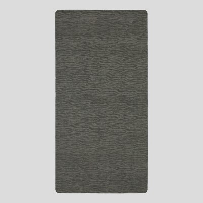 "40""x20"" Comfort Kitchen Floor Mat Gray - Threshold™"