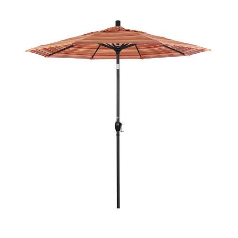 7.5' Patio Umbrella in Dolce Mango - California Umbrella - image 1 of 2