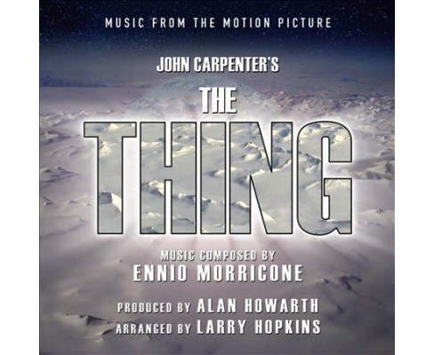 Alan Howarth - Thing:Music From The Motion Picture (Vinyl) - image 1 of 1