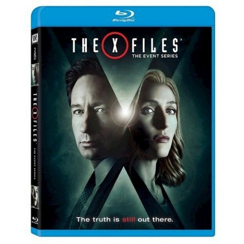 X-Files Event Series: Season 10 (Blu-ray) - image 1 of 1