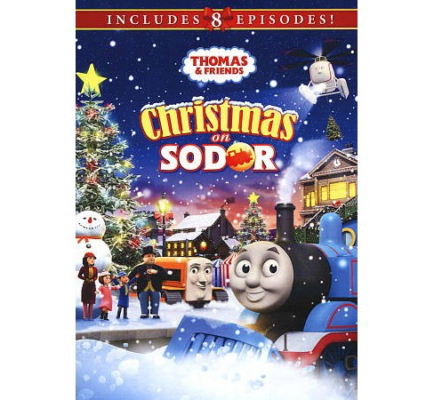 Thomas & Friends:Christmas On Sodor (DVD) - image 1 of 1