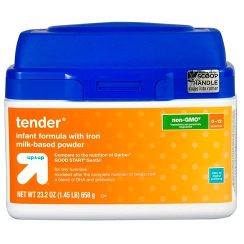 Tender Infant Formula (Compare to Gerber® Good Start Gentle) - 23.2oz - Up&Up™ - image 1 of 4